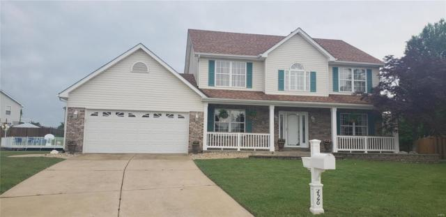 426 Winter Wind Drive, O'Fallon, MO 63366 (#19038169) :: Kelly Hager Group | TdD Premier Real Estate