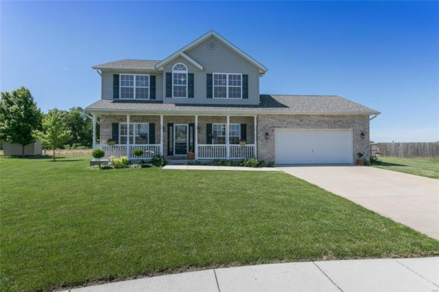 2186 Southern Oak Circle, Belleville, IL 62226 (#19038177) :: The Becky O'Neill Power Home Selling Team