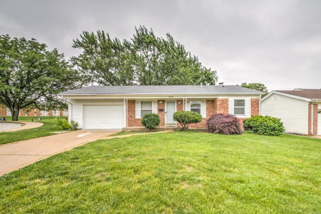 565 Coachway Lane, Hazelwood, MO 63042 (#19038182) :: The Becky O'Neill Power Home Selling Team