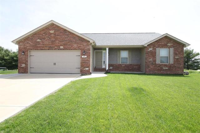 220 Gabrielle Circle, Bethalto, IL 62010 (#19038234) :: The Becky O'Neill Power Home Selling Team