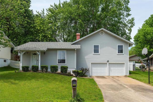 24 Jody Drive, Saint Peters, MO 63376 (#19038289) :: Kelly Hager Group | TdD Premier Real Estate