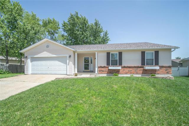 36 Harvest Rust, Saint Peters, MO 63376 (#19038298) :: The Becky O'Neill Power Home Selling Team