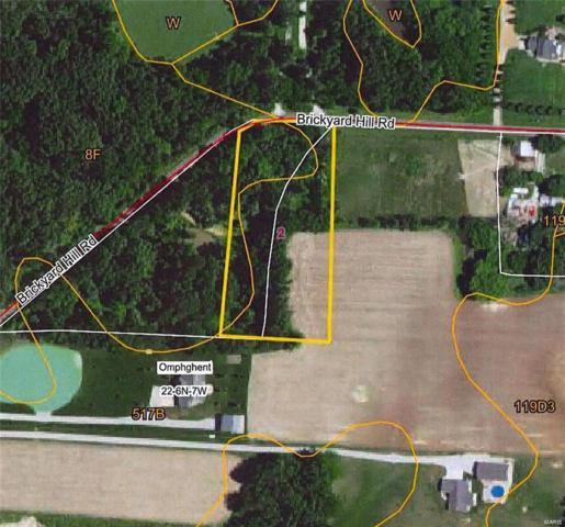 0 Brickyard Hill Tract 4 Road, Worden, IL 62097 (#19038330) :: Kelly Hager Group | TdD Premier Real Estate