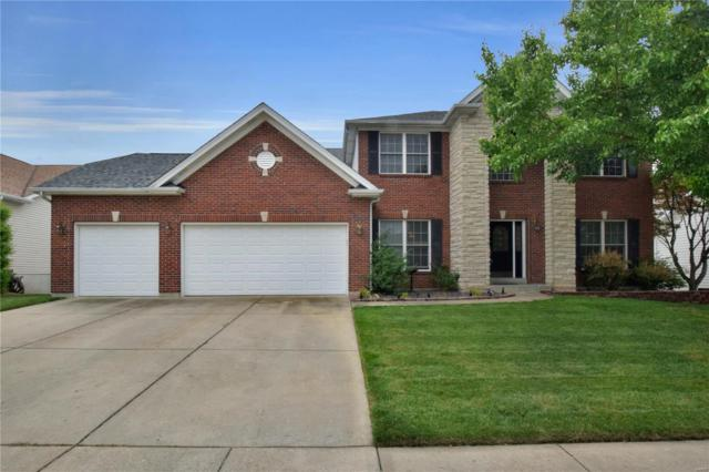 1947 Homefield Estates, O'Fallon, MO 63366 (#19038413) :: Kelly Hager Group | TdD Premier Real Estate
