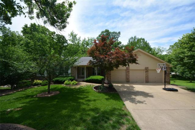 19 Laurel Oaks Court, Lake St Louis, MO 63367 (#19038511) :: Barrett Realty Group