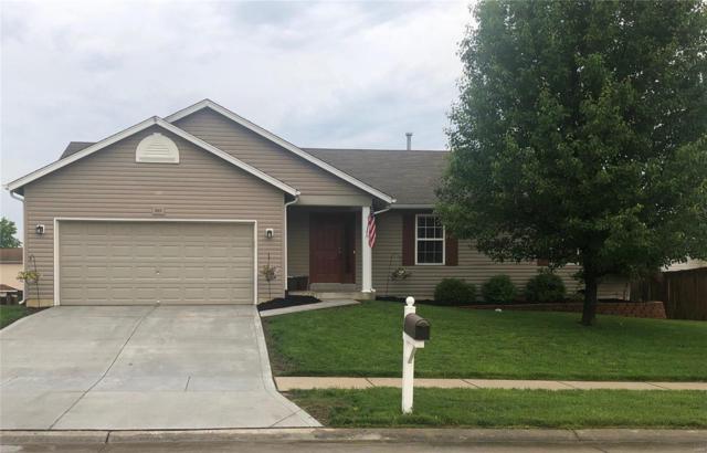 805 Oak Moss Drive, Wentzville, MO 63385 (#19038545) :: Kelly Hager Group | TdD Premier Real Estate