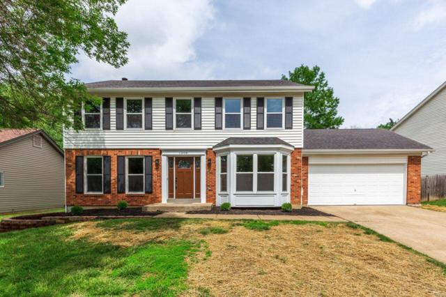 1208 Running Waters Drive, Saint Charles, MO 63304 (#19038561) :: The Becky O'Neill Power Home Selling Team
