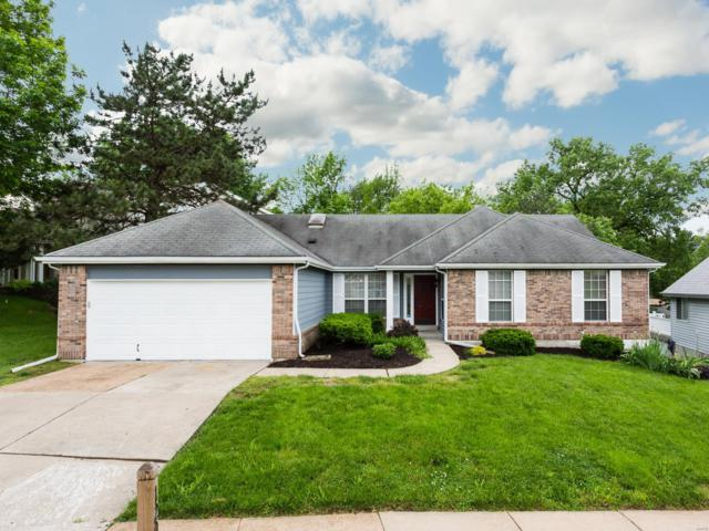 1201 Dunston Drive, St Louis, MO 63146 (#19038597) :: Kelly Hager Group | TdD Premier Real Estate