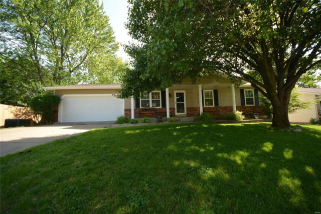 6506 High Meadow Drive, O'Fallon, MO 63368 (#19038615) :: Kelly Hager Group | TdD Premier Real Estate