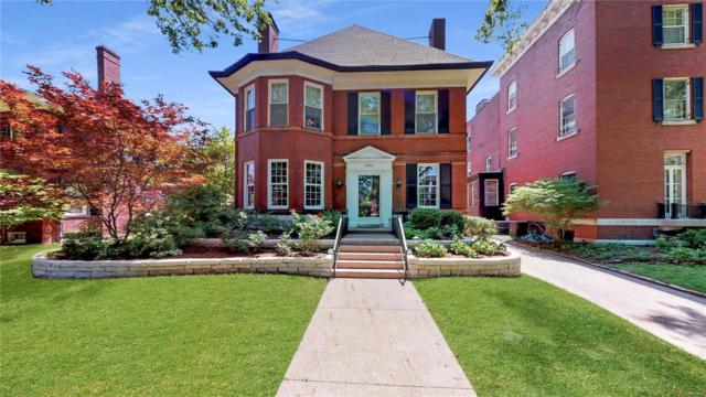 4924 Pershing Place, St Louis, MO 63108 (#19038636) :: RE/MAX Professional Realty