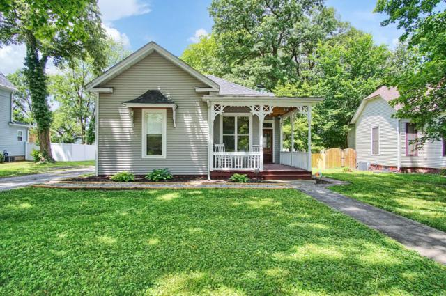 113 Springer Avenue, Edwardsville, IL 62025 (#19038664) :: RE/MAX Vision