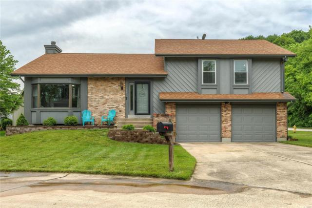 106 Simone Terr, Lake St Louis, MO 63367 (#19038671) :: Kelly Hager Group | TdD Premier Real Estate
