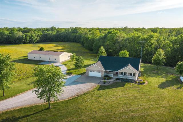 5403 Cross Church Rd, PINCKNEYVILLE, IL 62274 (#19038783) :: Holden Realty Group - RE/MAX Preferred