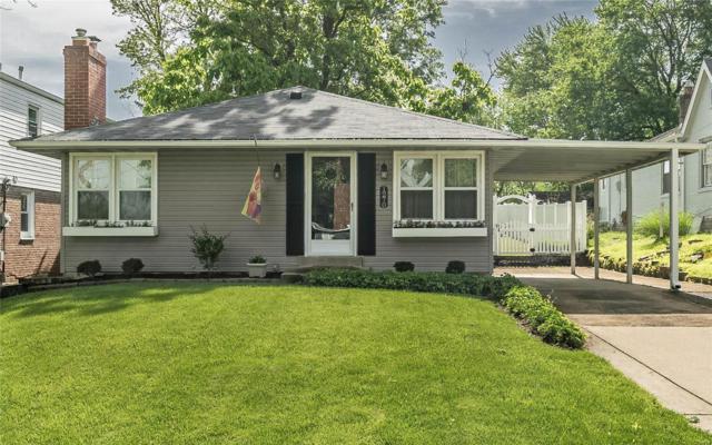 1270 N Sappington Road, St Louis, MO 63122 (#19038881) :: Ryan Miller Homes