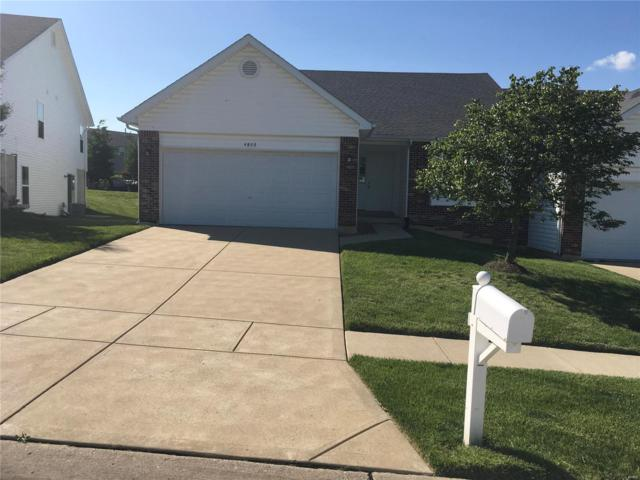 4803 Misty Wood Court, Wentzville, MO 63385 (#19038894) :: The Becky O'Neill Power Home Selling Team