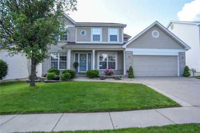1225 Cold Spring, O'Fallon, MO 63368 (#19038930) :: Kelly Hager Group | TdD Premier Real Estate