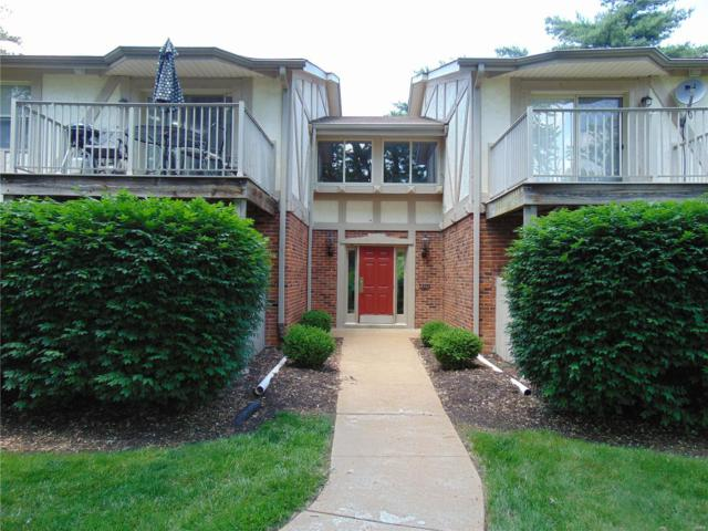 1434 Willow Brook Cove #7, St Louis, MO 63146 (#19038972) :: Clarity Street Realty