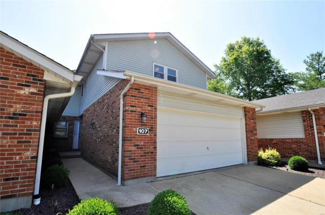107 Tree Ridge Drive, Columbia, IL 62236 (#19038990) :: Holden Realty Group - RE/MAX Preferred