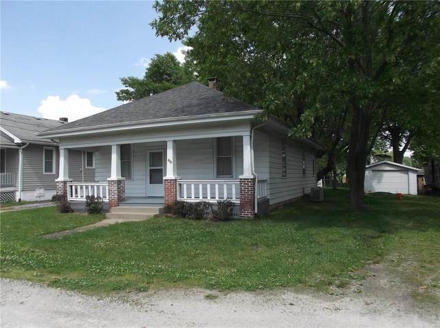 605 S East Street, New Athens, IL 62264 (#19039026) :: Hartmann Realtors Inc.