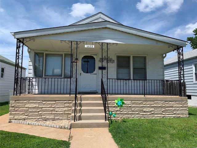 6033 Fyler Avenue, St Louis, MO 63139 (#19039062) :: Holden Realty Group - RE/MAX Preferred
