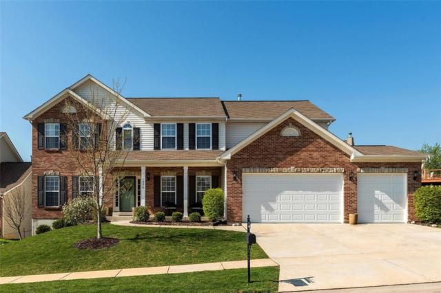 1256 Green Vale Court, Fenton, MO 63026 (#19039122) :: The Kathy Helbig Group