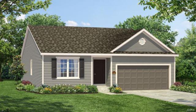 1 Tbb- Roosevelt @Pinewoods, Wentzville, MO 63385 (#19039224) :: Hartmann Realtors Inc.