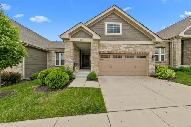 502 Trevi, Ballwin, MO 63011 (#19039483) :: The Kathy Helbig Group