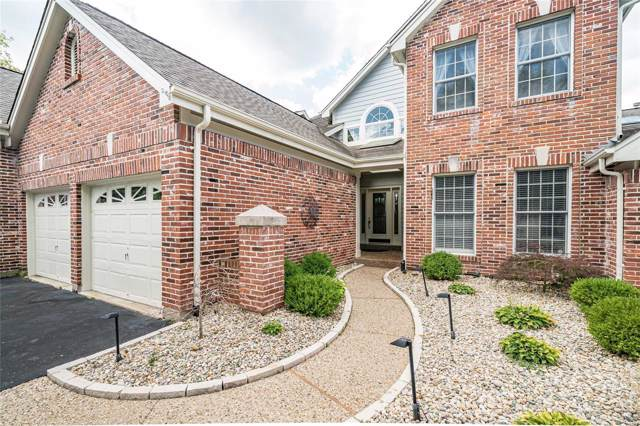 14221 Woods Mill Cove Drive, Chesterfield, MO 63017 (#19039599) :: The Becky O'Neill Power Home Selling Team