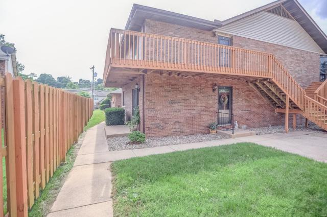 616 Johnson Hill C, Collinsville, IL 62234 (#19039730) :: Holden Realty Group - RE/MAX Preferred