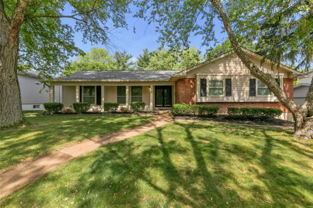 2289 Hill House, Chesterfield, MO 63017 (#19040012) :: The Kathy Helbig Group