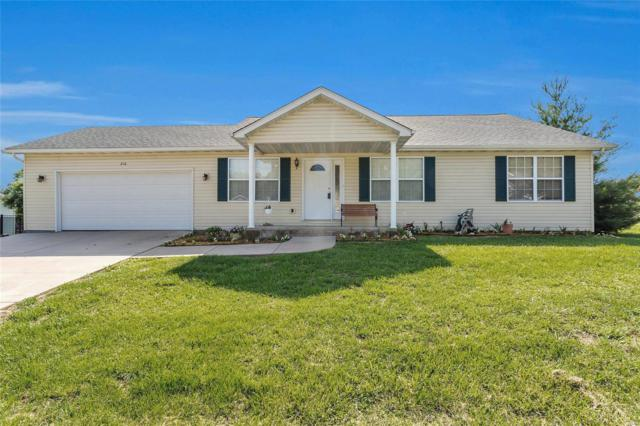 210 N Cedar Bluff Drive, Valmeyer, IL 62295 (#19040034) :: RE/MAX Vision