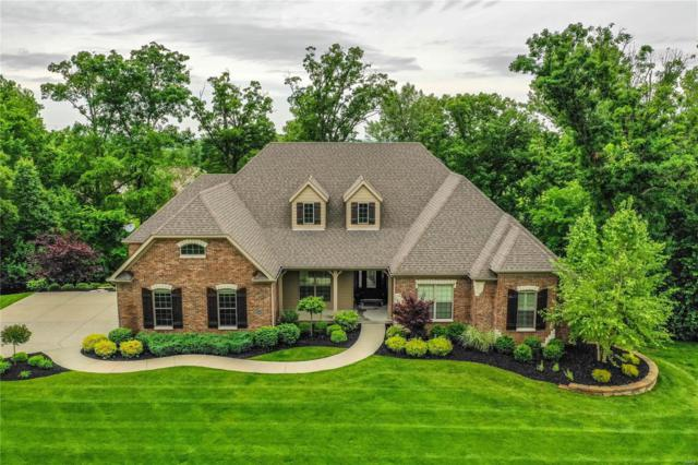 4747 Crosshaven Drive, Weldon Spring, MO 63304 (#19040573) :: The Kathy Helbig Group