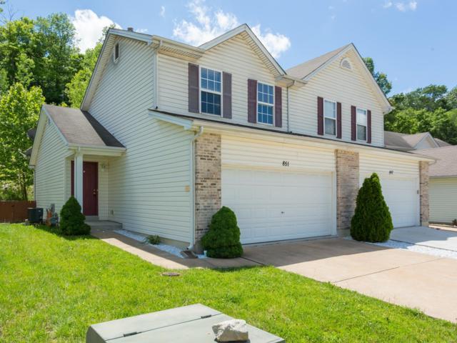 851 Caleb Xing, Fenton, MO 63026 (#19040590) :: Ryan Miller Homes