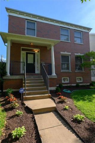 5733 Mcpherson Avenue, St Louis, MO 63112 (#19040813) :: Clarity Street Realty