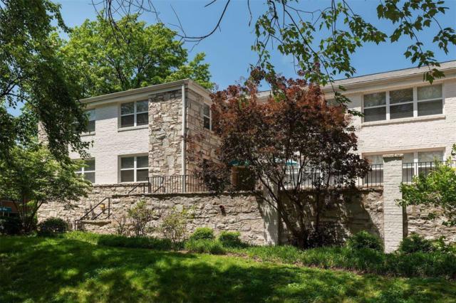7571 Buckingham #5, St Louis, MO 63105 (#19040900) :: Kelly Hager Group | TdD Premier Real Estate