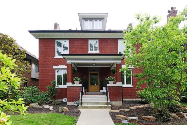 68 Aberdeen Place, Clayton, MO 63105 (#19041008) :: Peter Lu Team