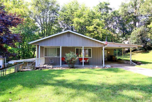 1329 N Missouri Street, Cape Girardeau, MO 63701 (#19041446) :: The Kathy Helbig Group