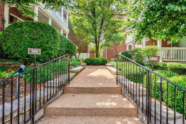 505 N North And South 2C, St Louis, MO 63130 (#19041480) :: Clarity Street Realty