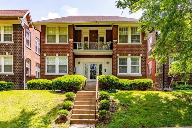 6418 Alamo Avenue 1W, St Louis, MO 63105 (#19041496) :: Kelly Hager Group | TdD Premier Real Estate
