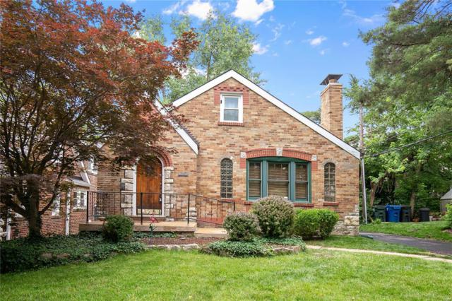2146 Gray Avenue, St Louis, MO 63117 (#19041736) :: Hartmann Realtors Inc.