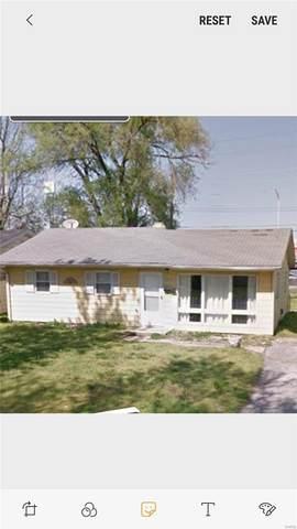 1711 Theodore Lane, Cahokia, IL 62206 (#19042035) :: Hartmann Realtors Inc.