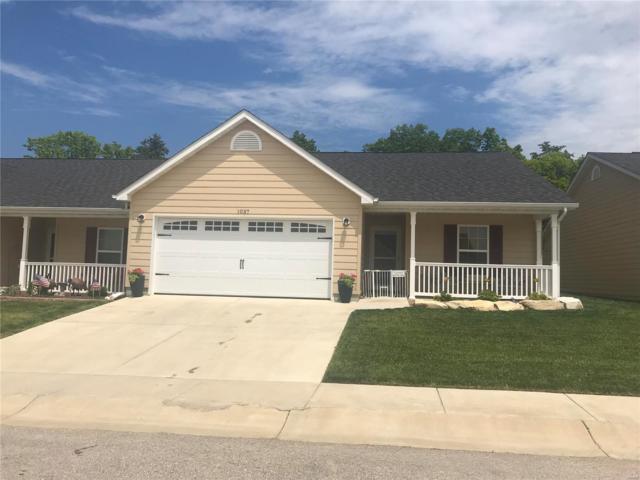 1037 Hawk Ridge Drive, Union, MO 63084 (#19042083) :: Clarity Street Realty