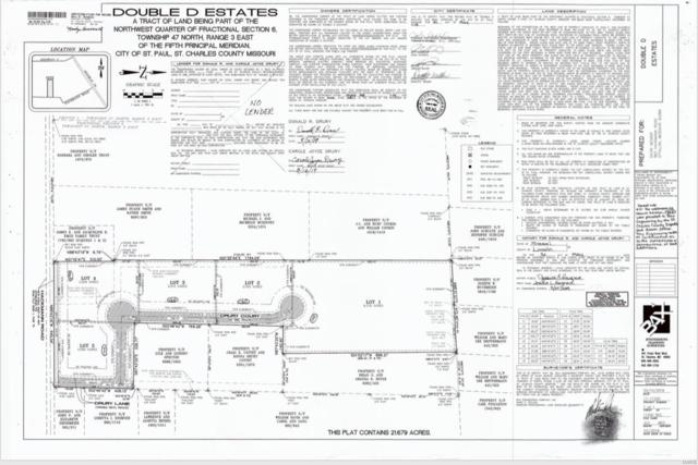 130 Drury Court, Saint Paul, MO 63366 (#19042251) :: RE/MAX Vision