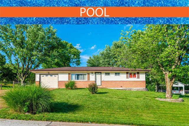 1628 Polly, Arnold, MO 63010 (#19042536) :: Ryan Miller Homes