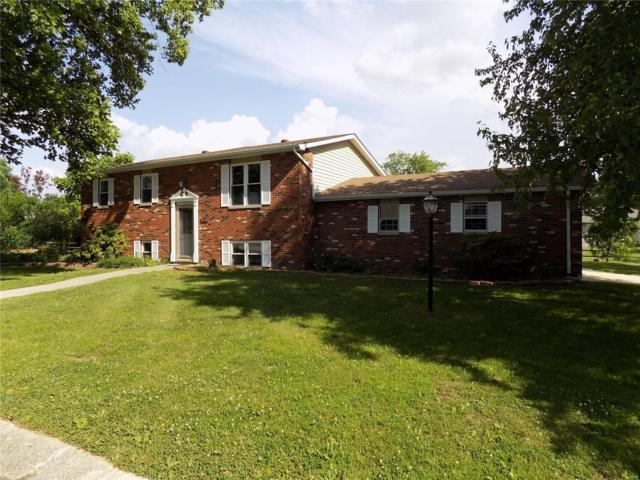 13 Nassau Drive, Maryville, IL 62062 (#19042713) :: Ryan Miller Homes