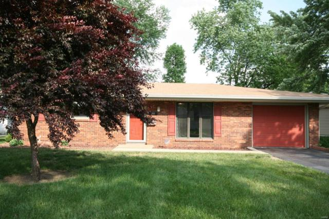 205 Willow Drive, O'Fallon, IL 62269 (#19042715) :: RE/MAX Professional Realty
