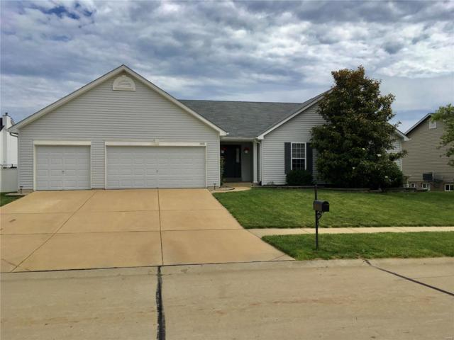 303 Knowledge Drive, Lake St Louis, MO 63367 (#19042759) :: Ryan Miller Homes