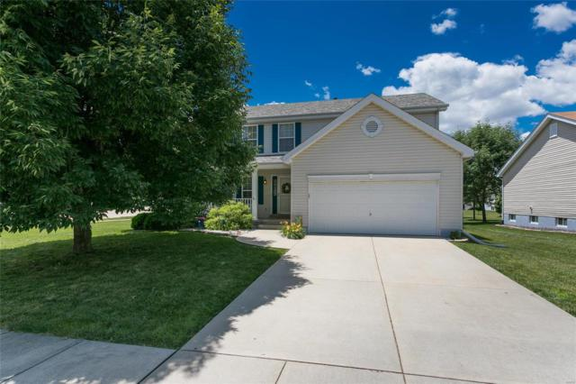 2415 Plum Grove Drive, Belleville, IL 62221 (#19042897) :: Holden Realty Group - RE/MAX Preferred