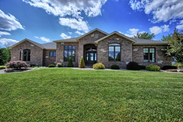 5205 Fox Cove, Edwardsville, IL 62025 (#19043086) :: The Kathy Helbig Group