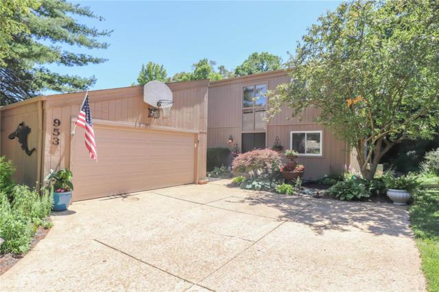 953 Woodside Village Lane, Manchester, MO 63021 (#19043170) :: The Kathy Helbig Group